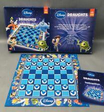 Disney Trefl Draughts Board Game 100% Complete, Kids Games Free P&P!