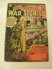 Star Spangled War Stories #132 (#2) 1952 Comic Book  G.I. w/Million-Dollar Arm