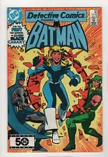 DETECTIVE no. 554 New Black Canary NM- 9.2