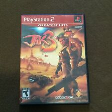 Sony PlayStation PS2 Video Game Greatest Hits Jak 3 Rated T