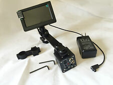 Day and Night Dual Use Rifle Scope Add On DIY Night Vision Scope w/ LCD Monitor