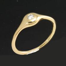 Pandora 1 Pod Damenring 16,5/52 750er 18kt Gold Gelbgold 970104D-52 Ring Diamant