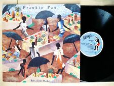 Frankie Paul Rub-a-Dub Market A-1 B-1 UK LP Mango ILPS 9882 1987 EX/NM