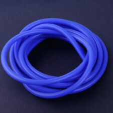 3m 4mm ID Blue Silicone Tube Hose 4mm High Temp Air Vacuum Engine Bay Dress Up