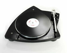 Thorens - TD 209 black - Modern Turntable with Ortofon 2M Blue - NEW