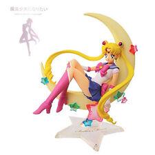Pretty Guardian Soldier Sailor Moon Tsukino Usagi Figure Figurine 15cm No Box
