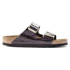 Birkenstock Arizona Birko-Flor Soft Footbed Sandals - Narrow Women's -  Myda Win