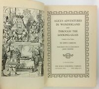 Alice's Adventures in Wonderland and Through the Looking Glass   John Tenniel