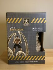 US Army 20 Foot Battle Rope New in Package