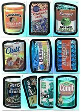 2007 Topps WACKY PACKAGES ANS Series 6 Foil Insert Set  (10 Cards)