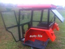 Top Qualität Traktorkabine NEU Kabine für Traktor mit Frontlader Schlepper Nr03
