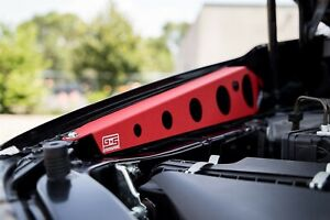 GrimmSpeed Red Fender Shrouds for 2015-2019 Subaru WRX and STI