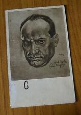 CARTOLINA MILITARE BENITO MUSSOLINI ROMA 31 MAGGIO 1926 VIAGGIATA YY
