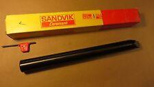 Sandvik Coromant R166okf 32 16 1 14 X 14 Boring Bar Carbide Indexable