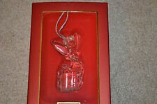 """Lenox Collectible """"A Gift From Tinkerbell"""" Ornament Walt Disney Showcase New!"""