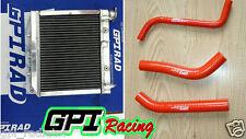 GPI racing Honda TRX450 TRX450R 2006 2007 2008 2009 aluminum radiator and hose