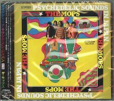 THE MOPS-PSYCHEDELIC SOUND IN JAPAN +2-JAPAN CD BONUS TRACK D73