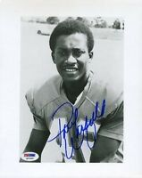 Paul Warfield Signed Psa/dna Certed 8x10 Photo Authentic Autograph