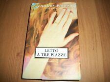 JENNIFER WEINER-LETTO A TRE PIAZZE-PIEMME-2005-PRIMA EDIZIONE