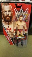 SHEAMUS WWE Mattel Basic Series 72 Figure w/ Bonus Slammy Award