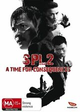 A Spl 2 - Time For Consequences (DVD, 2016)