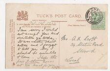 Mr. A. Scott, 34 Station Road, Strood 1905 Postcard, B114