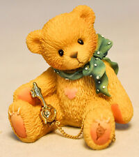 Cherished Teddies - Bear with Gold Key - Special Edition 302759D