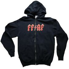 Rare Unworn Official Funeral for a Friend Ffaf Rock Star Hoodie Hood Shirt M