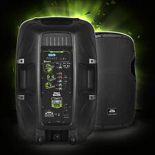 "Pro Bass Elevate 115 Portable Powered 15"" Loudspeaker 2000W USB/SD Bluetooth"