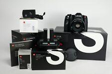 Leica S2 Medium format 37.5 MP with Summarit S 70MM