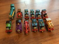 Mattel Metal Diecast Thomas & Friends Take 'n' Play Trains (combined postage)