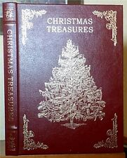 Christmas Treasures edited by Deborah Cannarella,  Easton Press