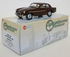 Lansdowne Models 1/43 Scale LDM90A - 1960 Bristol 406 - Maroon