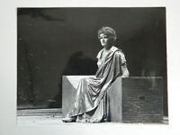 Foto Original Donald Southern Opera Hanna Lisowska Götterdämmerung 1976
