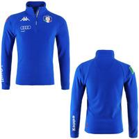 Sweatshirt Micro Fleece Kappa 3031WL0 6CENTO Fisi 905 ROYAL-XL