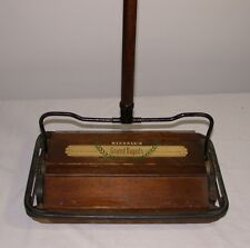 Antique Bissell's of Grand Rapids, Floor, Carpet Sweeper, 1919 or 20s COMPLETE