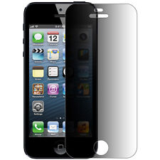 Amzer 4 Way Privacy LCD Screen Guard Film Protector Shield For Apple iPhone 5 5S