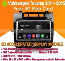 Android Multimedia Player for VW Touareg 2011-2015 DVD GPS Navi Radio Stereo