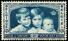 Scott # B165 - 1935 - ' Royal Children '