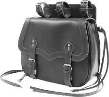 West-Eagle Motorcylce Products Solo Side Bag - 6413-BK