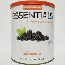 Emergency Essentials Freeze Dried Food Blackberries #10 Can