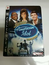 Karaoke Revolution Presents: American Idol Encore Bundle (Sony PlayStation 3,...