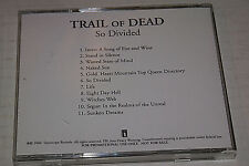 So Divided By The Trail Of The Dead - Century Of Self - Promo CD RARE! 2006 HTF