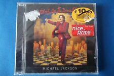 "MICHAEL JACKSON "" BLOOD ON THE DANCE FLOOR "" CD 1997 SEALED"