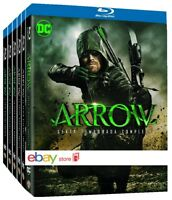 ARROW - LA SERIE COMPLETA 01 - 06 (24 BLU-RAY) SERIE TV DC Comics ITALIA