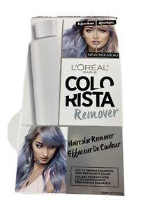 1 ~ Loreal Paris Colorista Remover Hair Color Remover NEW BOX