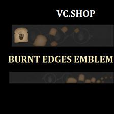 Destiny 2 Burnt Edges Emblem Code - Fast Delivery!! ALL PLATFORMS!