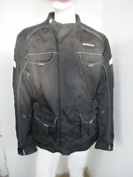Spada Motorcycle Textile Jacket Size XL Motorbike Road Bike Riding CE Armour