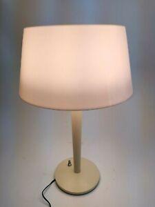 Mid Century Modern Lightolier Table Lamp PL-79424 Gerald Thurston Plastic Works