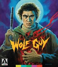 Wolf Guy 2-Disc Arrow Video Special Edition Sonny Chiba Action Thriller BD + DVD